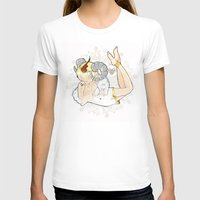 aries T-shirts featuring Aries by Mhel