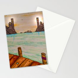 The Forgotten Lake Stationery Cards