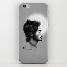 The Moon Child iPhone & iPod Skin