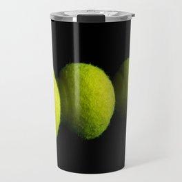 Tennis Balls Travel Mug