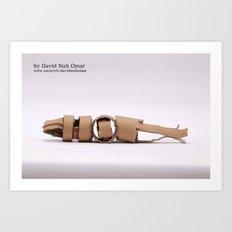 Paraphyletic Submarine [FISH] Art Print