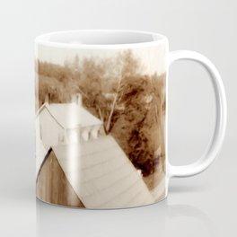 Morning at The Farm Coffee Mug