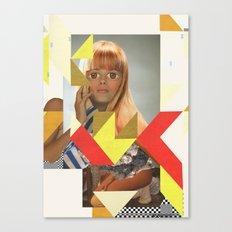 ODD 004 Canvas Print