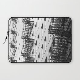 Chicago fire escapes Laptop Sleeve