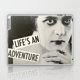 Life's an Adventure Laptop & iPad Skin