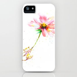 i can fly iPhone Case