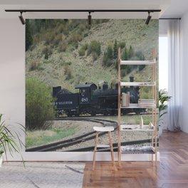 Durango&Silverton Engine 480 Wall Mural