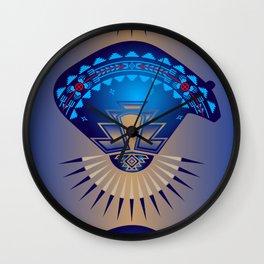 Bear Dreamer Society Wall Clock