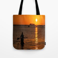 We only part to meet again Tote Bag