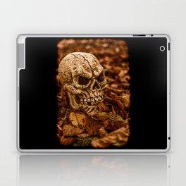 Halloween Skull 2 Laptop & iPad Skin