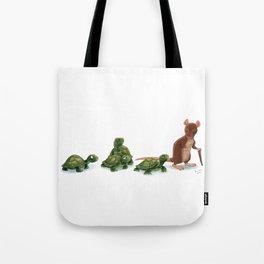Awkward Family Tote Bag