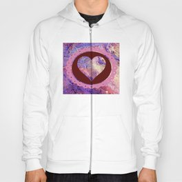 Purple and Red Cosmos Hoody