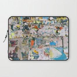 Street collage 1 Laptop Sleeve