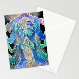 Need A Hand? (in negative) Stationery Cards