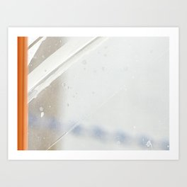 Mend IX Art Print