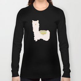 Llamas Long Sleeve T-shirt