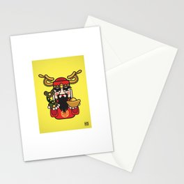 Fu Lu Shou Series: Lu (2 of 3) Stationery Cards