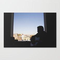 damien // npr Canvas Print