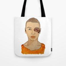 Bruised Thug Tote Bag