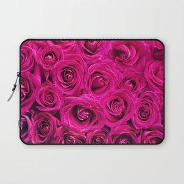 Pink Roses Laptop Sleeve