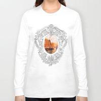sail Long Sleeve T-shirts featuring Sail by Iris V.