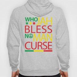 Who Jah Bless No Man Curse Hoody