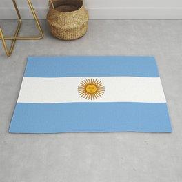 Argentina Flag Rug