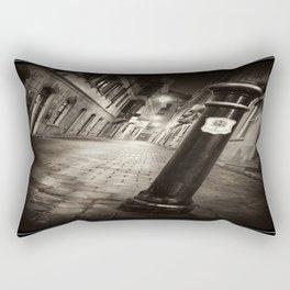Bollard - Gibraltar coat of arms Rectangular Pillow