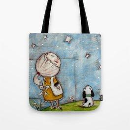 Wishing on Stars - by Diane Duda Tote Bag