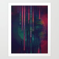 sound Art Prints featuring Sound by DuckyB