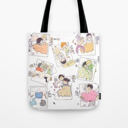 All the zzz Tote Bag