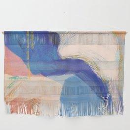 Sanibel - Shapes and Layers no. 34 - Abstract Wall Hanging