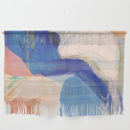 Sanibel - Shapes and Layers no. 34 - Abstract Wall Hanging
