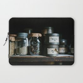 Vintage Pantry & Spices Laptop Sleeve