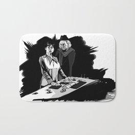 1rst Doctor & Susan... Bath Mat