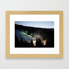 Keystone Framed Art Print