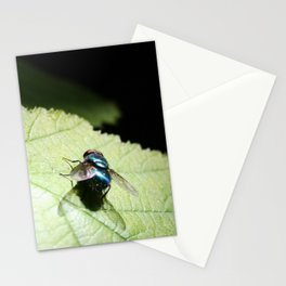 Flies can be pretty too Stationery Cards