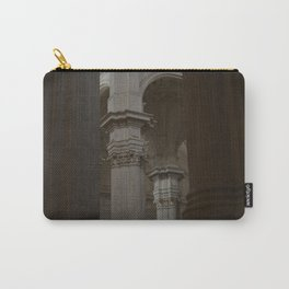 Cathedral Pillars Carry-All Pouch