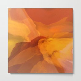 in your warmth Metal Print