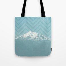 Portland Snowcaps Tote Bag