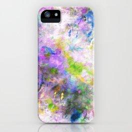 Colour Splash G260 iPhone Case