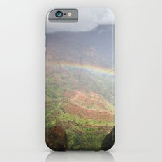 Waimea Canyon Rainbow Slim Case iPhone 6s