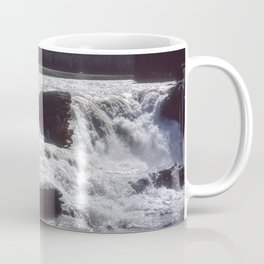 Athabasca Falls 2 Coffee Mug