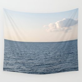 Cloud Contemplation Wall Tapestry