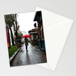 Ukraine Rain Stationery Cards