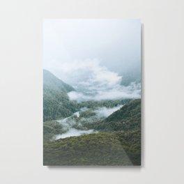 Hidden Valley Metal Print