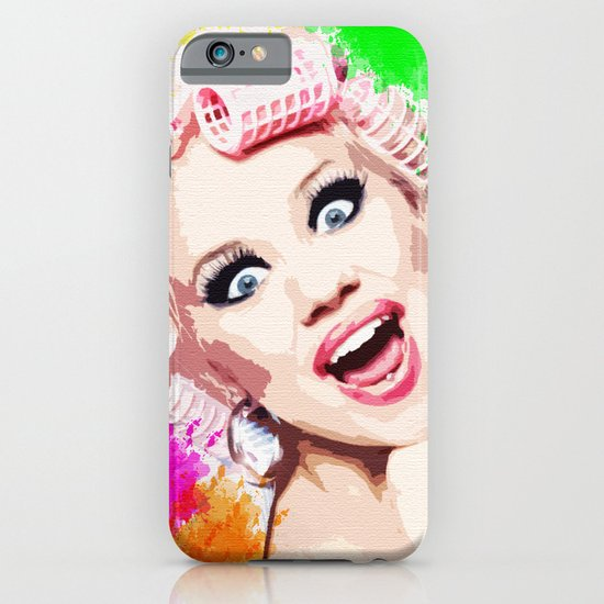CURLERS iPhone & iPod Case