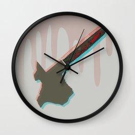 Texas 3D Wall Clock