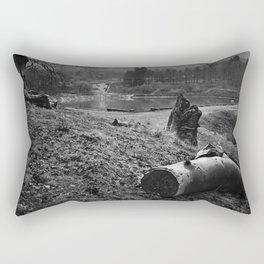 Blaen Bran, Cwmbran, South Wales, UK - 01 Rectangular Pillow