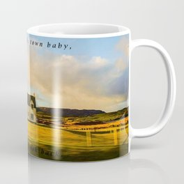 Let's skip this town baby Coffee Mug